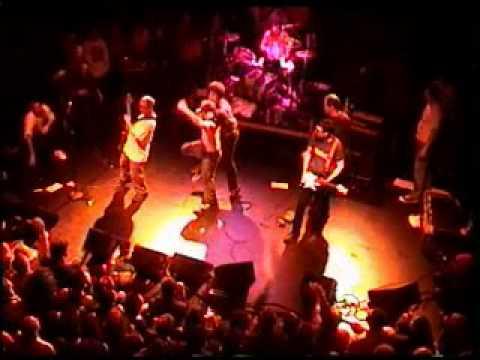 DEAD KENNEDYS - Chemical Warfare Live @ key club 2002