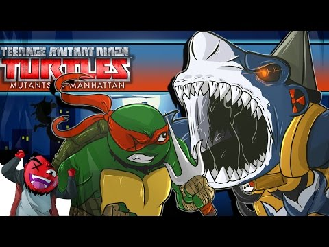 "Teenage Mutant Ninja Turtles: Mutants in Manhattan | ""EP5: Armaggon!"" (w/ H2O Delirious) (TMNT)"