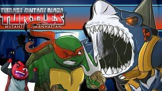"Teenage Mutant Ninja Turtles: Mutants in Manhattan   ""EP5: Armaggon!"" (w/ H2O Delirious) (TMNT)"