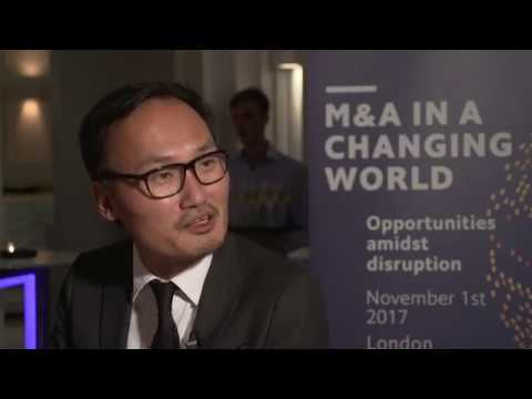M&A in a changing world - London