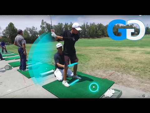Golf Tips: GOLF DRILLS TO IMPROVE YOUR GOLF SWING LEG WORK