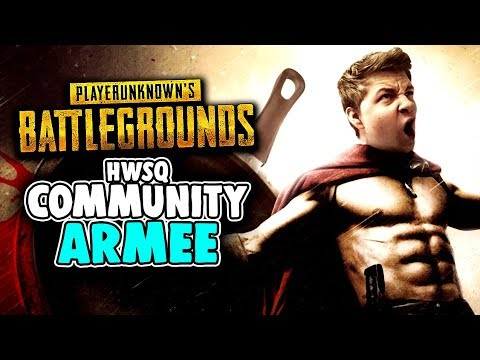 HWSQ #58 - Die Community Armee | Playerunknowns Battlegrounds Deutsch
