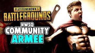 HWSQ #58 - Die Community Armee   Playerunknowns Battlegrounds Deutsch