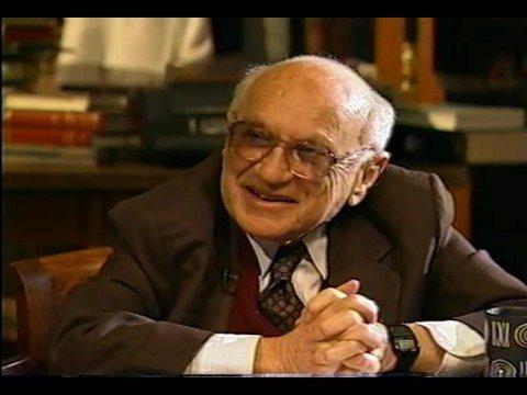 TAKE IT TO THE LIMITS: Milton Friedman on Libertarianism