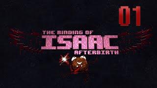 The Binding of Isaac Afterbirth Bölüm 1: Başa sarış