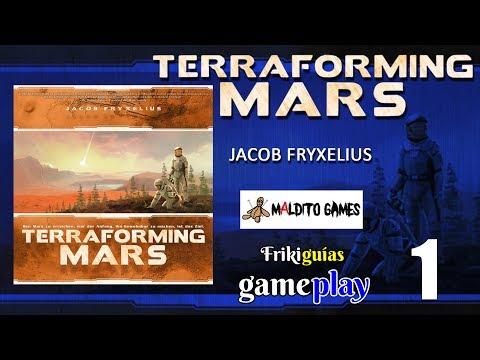Terraforming Mars - Gameplay 1