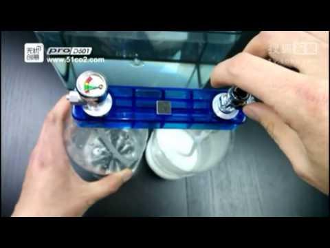 DIY CO2 generator D501 kit planted aquarium by ebay seller u-barn, ubarn_aquarium