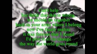 Have You Ever - S club 7 - lyrics