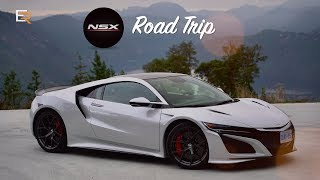 Acura NSX Road Trip - This Really is the Everyday Supercar