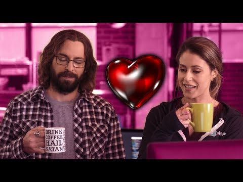 Gilfoyle & Monica, Dark Romance - Silicon Valley