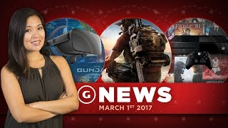 Ghost Recon: Wildlands Betas Set Record & Oculus Rift Price Drop - GS Daily News