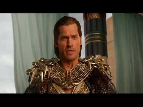 Dioses De Egipto Película Completa En Español Latino 1ra Parte El Dios Del Aire Es Rey Youtube