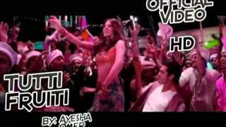 Turtti Frutti Full Video Song | Ayesha Umer | Karachi Se Lahore