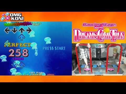 【Dancing Stage ft. DREAMS COME TRUE】 ITu0027S SO DELICIOUS 【Super Maniac】 PFC SS