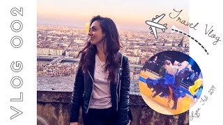Travel VLOG 002 | Ballroom Dance Competition, Lyon
