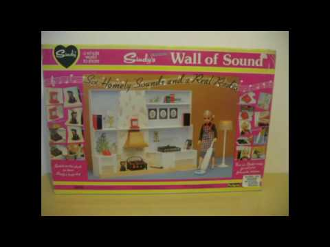 WALL OF SOUNDS SINDY