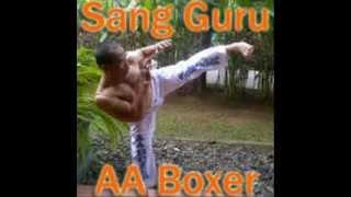 The Master of Tarung Derajat (Sang Guru Tarung Derajat)