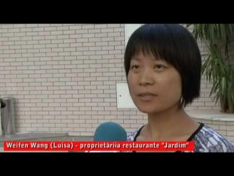 Portalegre:Restaurante China Jardim abre ao público