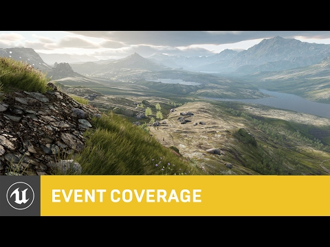 GDC 2015: Creating the Open World Kite Real-Time Demo in Unreal Engine 4