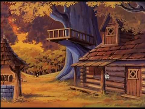 Cuentos de los hermanos grimm blancanieves y los siete - Casa de blancanieves y los 7 enanitos simba ...