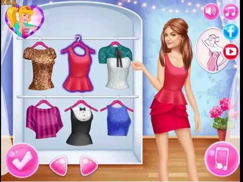 Игры одевалки с Винкс -