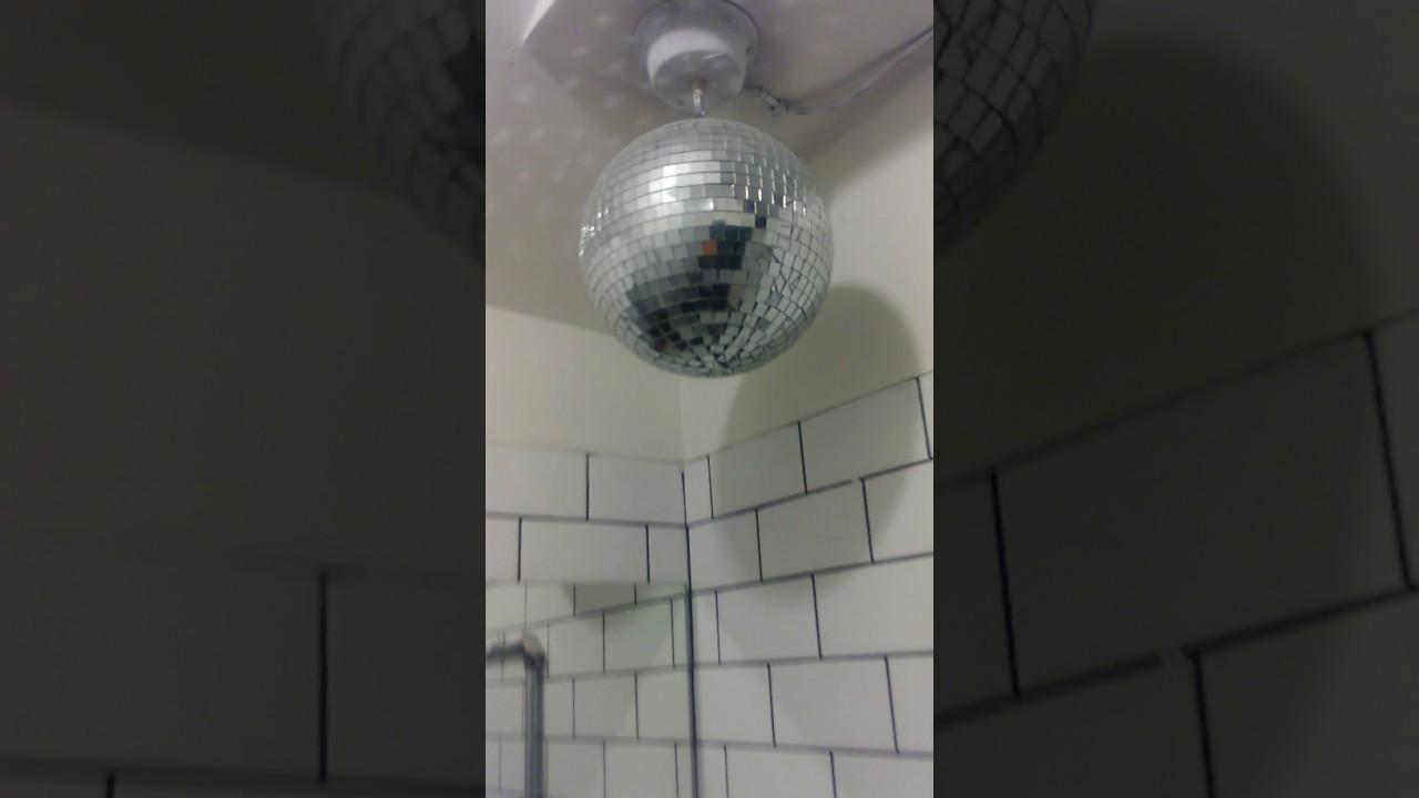 Otto S Bierhalle Toronto Disco Ball Toilet