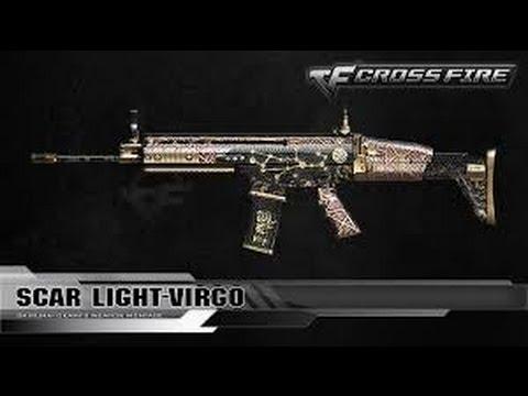 Quay báu vật SCAR Light-Virgo 2 quả by Cu Sang (Shop quay báu vật TP.HCM)