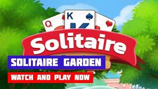 Solitaire Garden · Game · Gameplay