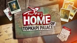 Turkey Home of Topkapi Palace
