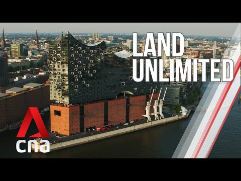 Are floating offices and water homes our future? | Land Unlimited | Full Episode