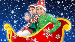 Jingle Bells - Christmas Song for kids by Globiki