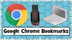 How to Transfer Your Google Chrome Bookmarks over to a Different Windows PC