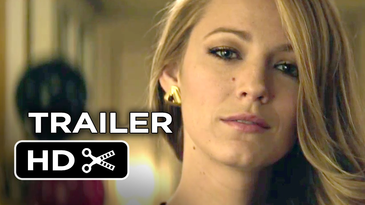 The Age of Adaline Official Trailer #1 (2015) - Blake ... Blake Lively Movies