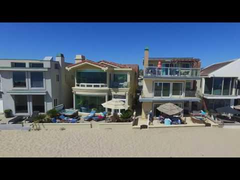 Oceanfront Vacation Rental - 4609 Seashore Drive Newport Beach