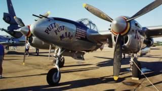 Самолеты Второй Мировой.  США: Р-38