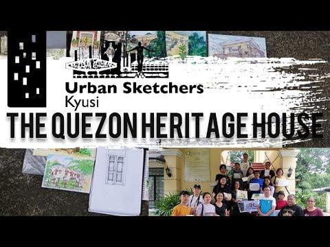 Urban Sketchers Kyusi