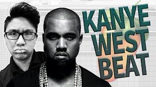 "MAKING A BEAT FOR ""KANYE WEST - ye"" IN FL STUDIO"