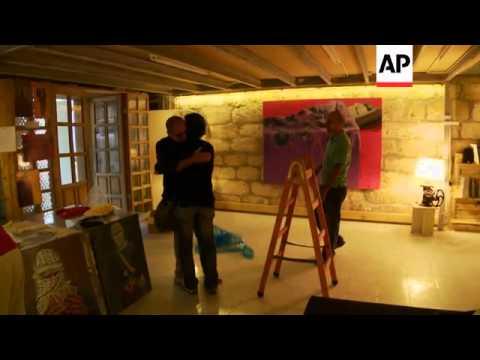One Palestinian artist's journey to Jerusalem