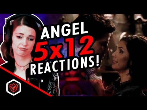 Download Angel | Reaction | 5x12 | You're Welcome | We Watch Slayerverse