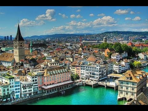 Tour of Zurich, Switzerland 2017 (Schweiz) (Suisse)