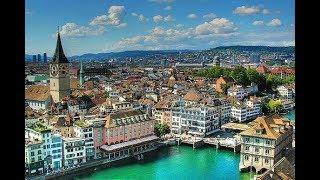 Tour of Zurich, Switzerland 2017 (Schweiz) (Suisse)