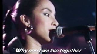 Sade - Why can't we live Together ? - Montreux Jazz Festival ( 1984 ) Mp3