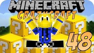 Minecraft CHAOS CRAFT #48 - LeKoopa im Glück