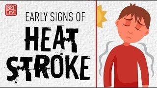Understanding heat exhaustion and heat stroke.