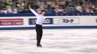 6 Keiji TANAKA (JPN) - ISU Grand Prix Final 2013-14 Junior Men Free...