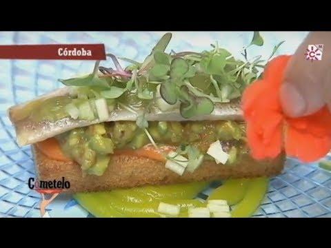 De tapas por c rdoba youtube for Canal cocina tapas