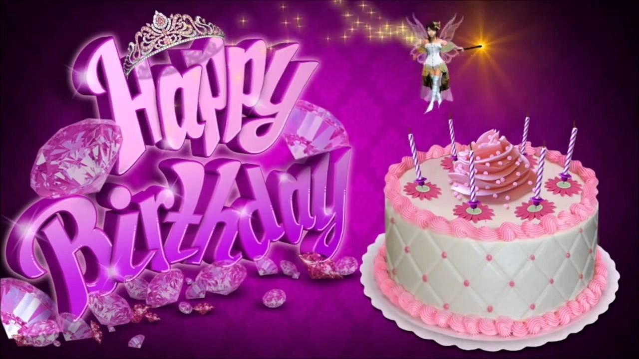 Happy Birthday Karen Youtube