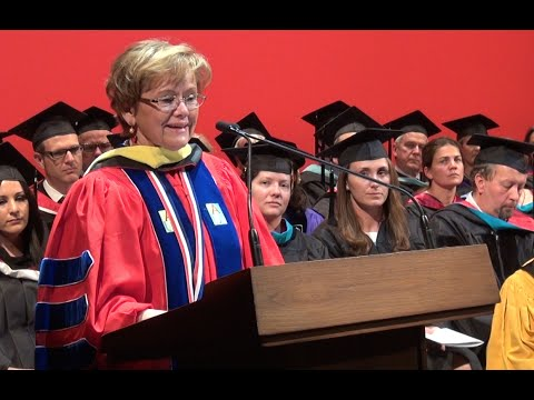 AUP Graduation 2015 Speeches: Margee Ensign, President, American University of Nigeria