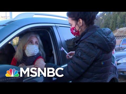 Dr. Irwin Redlener, Austan Goolsbee On What Americans Need In Biden's Relief Plan   Katy Tur   MSNBC