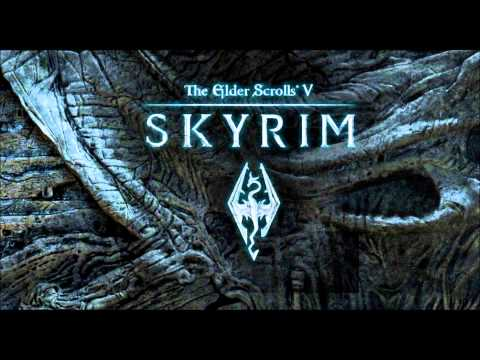 Elder Scrolls V Skyrim theme song - Dragonborn